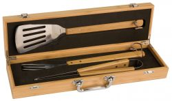 BBQ Bamboo Gift Set-0