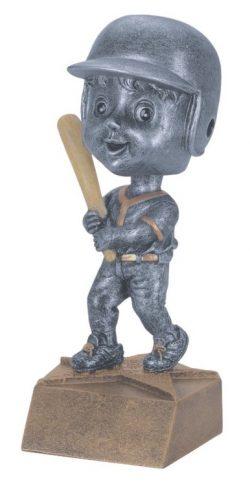 """Baseball (Male) Bobblehead 5.5""""-0"""