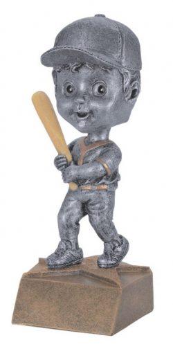 "Baseball (Female) Bobblehead 5.5""-0"