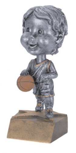 "Basketball (Female) Bobblehead 5.5""-0"