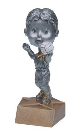 "Volleyball (Female) Bobblehead 5.5""-0"