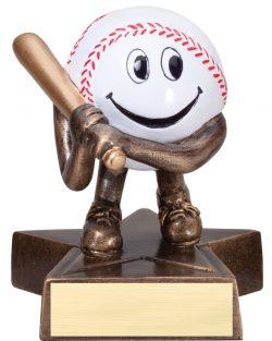 """Baseball Lil' Buddy 4""""-0"""