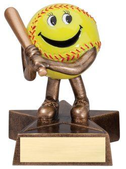 "Softball Lil' Buddy 4""-0"