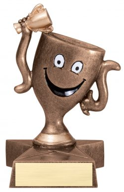 "Winner's Cup Lil' Buddy 4""-0"