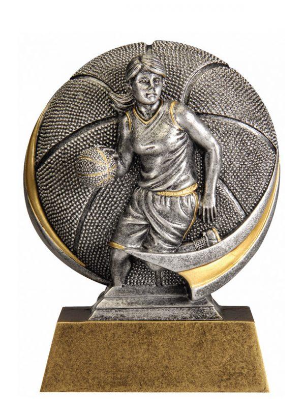 """Basketball (Female) Motion Extreme 5""""-0"""