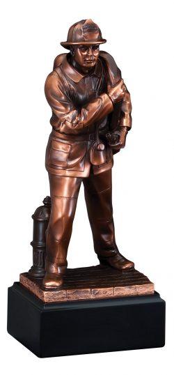 "Fireman American Hero 12""-0"
