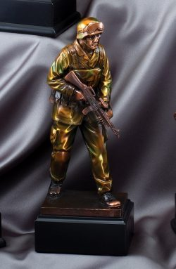 "Military American Hero 12.5""-0"