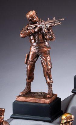 "Army American Hero 11.5""-0"