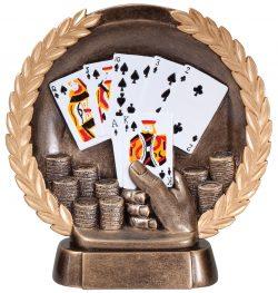 """Poker Hand 7.5""""-0"""