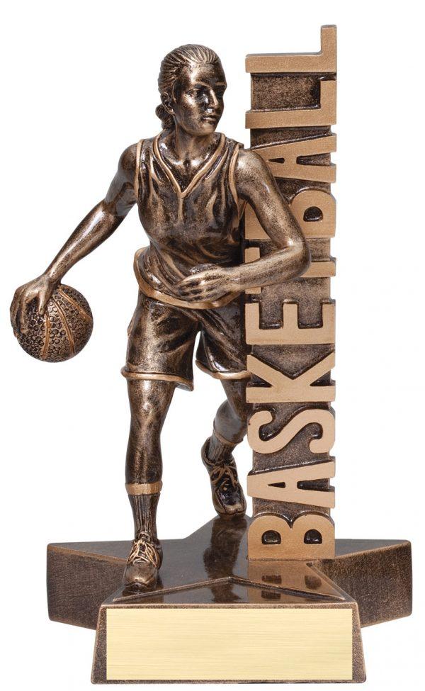 "Basketball (Female) Billboard 8.5"" -0"