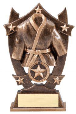 "Martial Arts Sports Star 6.25"" -0"