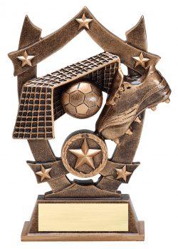 "Soccer Sports Star 6.25""-0"