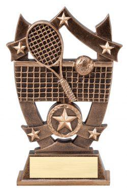 """Tennis Sports Star 6.25""""-0"""