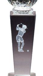 Crystal Golf (Female) 3D-0