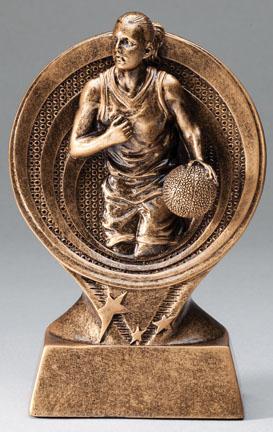 "Basketball (Female) Saturn Series 6"" -0"