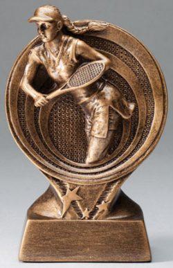 "Tennis (Female) Saturn Series 6"" -0"
