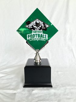 Fantasy Football Diamond Trophy-0