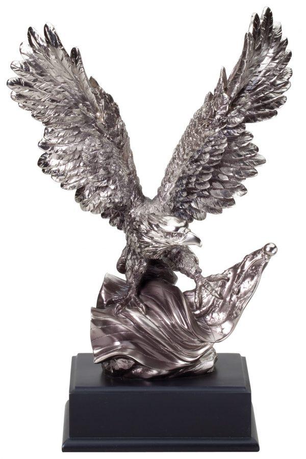 "Silver Eagle 19""-0"