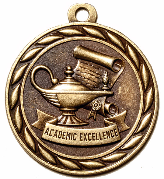 Academic Excellence Medal-0