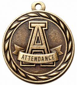 Attendance Medal-0