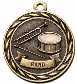 Band Medal-0