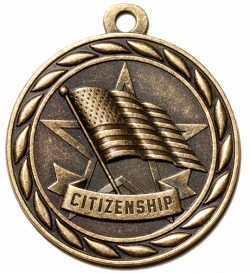 Citizenship Medal-0