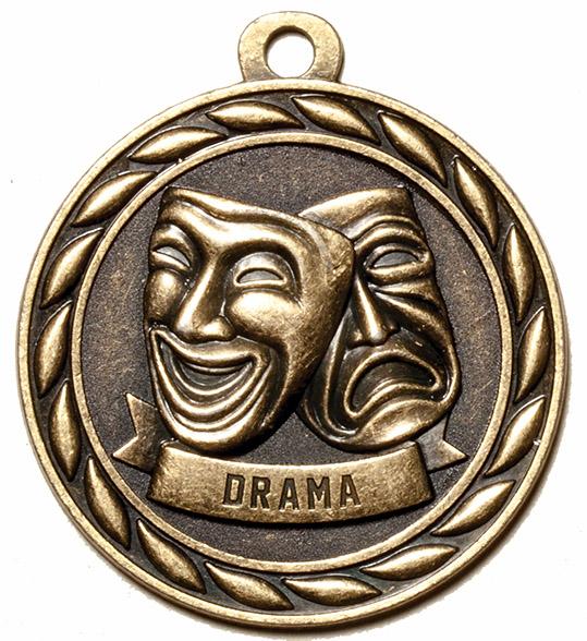 Drama Medal-0