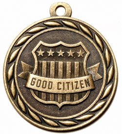 Good Citizen Medal-0
