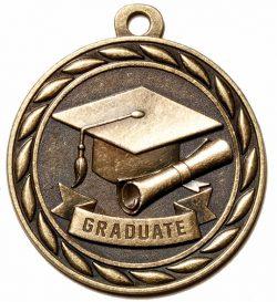 Graduate Medal-0