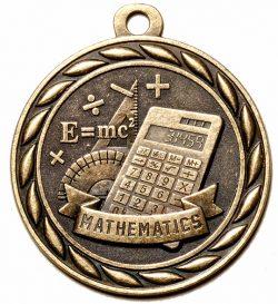 Mathematics Medal-0