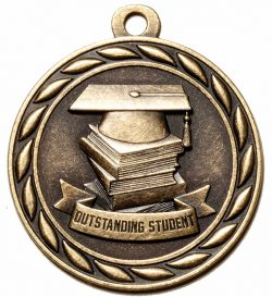 Outstanding Student Medal-0