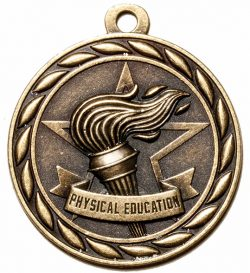 Physical Education Medal-0