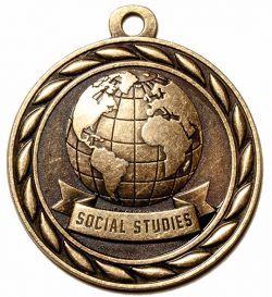 Social Studies Medal-0