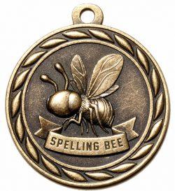 Spelling Bee Medal-0
