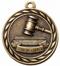 Student Council Medal-0