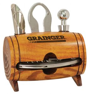 Wine Barrel – Tool Set